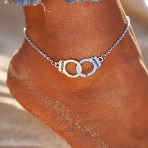 Freedom Handcuff Ankle Bracelet